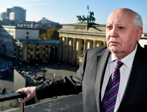 Горбачев предлагает создать новую дискуссионную площадку для обсуждения глобальных проблем