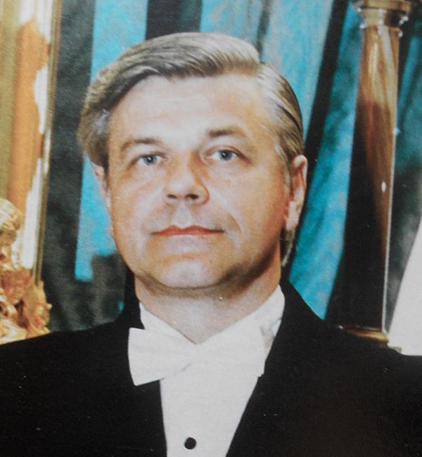 Сергей Иванович ПОЛИТИКОВ