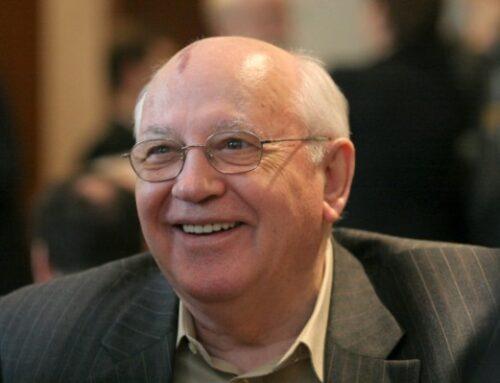 """Горбачев предложил создать """"Всемирный форум"""" для диалога власти и общества"""